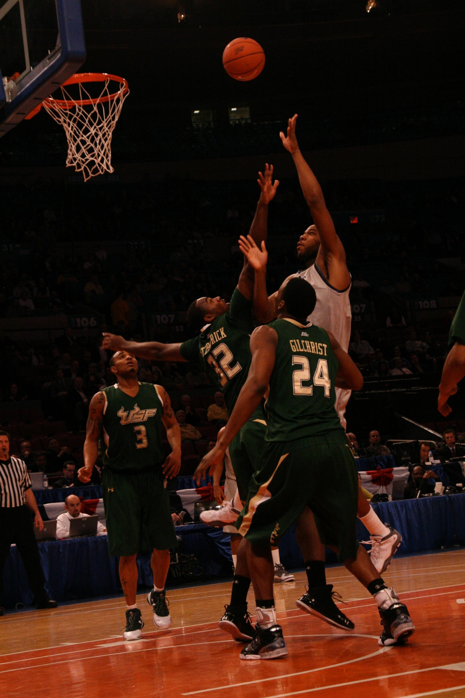 Hoyas Need Consistency Against Orange