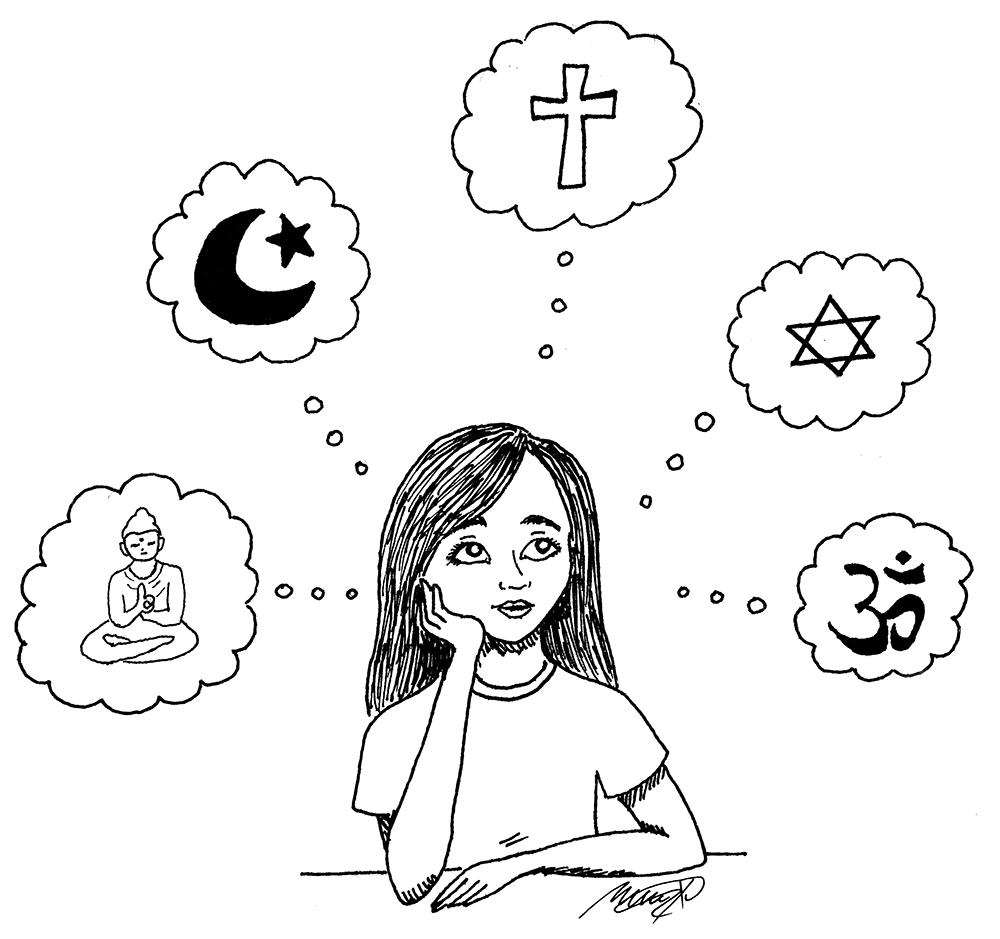 Embracing Islam in Dahlgren Chapel