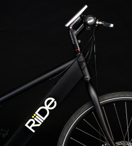 PHOTO COURTESY JEFF STEFANIS New startup company Riide, founded in part by alumnus Jeff Stefanis (MSB '13), is slated to bring electric bikes to the District.