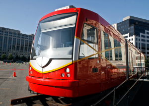A decade after initial plans for the D.C. streetcar project were announced, the system finally made its official debut Saturday.