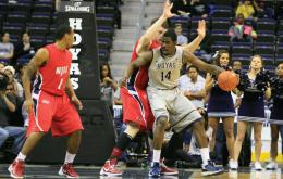 MEN'S BASKETBALL | Thompson, Freshmen Shine in Rout