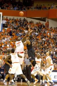 MEN'S BASKETBALL | Juiced: Hoyas Finally Win at Syracuse