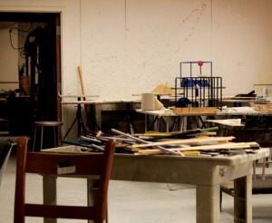 Art Program Lacks Space, Support