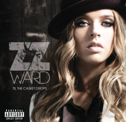 "HOLLYWOOD RECORDS UNIQUE SIMPLICITY ZZ Ward self-describes her music as ""dirty-shine."""