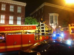 Alumni Square Evacuated After Alarms Sound