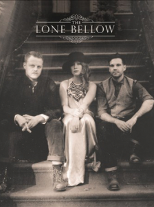 CDUNIVERSE.COM CDUNIVERSE.COM A BAND GROWS IN BROOKLYN The Lone Bellow has a promising future in folk.