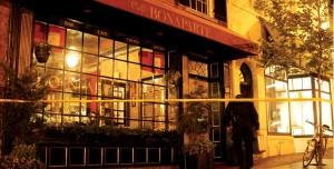 Armed Robbery at Café Bonaparte