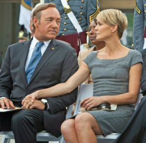 Netflix Show Captures Political Drama