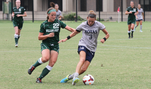 WOMEN'S SOCCER | Two Victories Cement Strong Start for GU