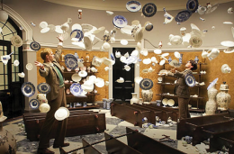TIME FLIES Cloud Atlas weaves together plots from six time periods..
