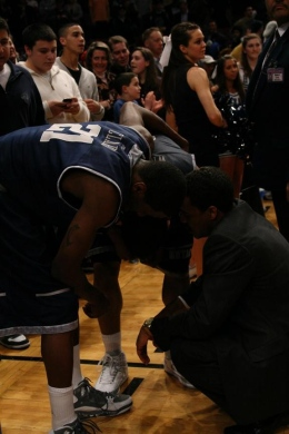 Hoyas Fall, But Prove They're Not Down And Out