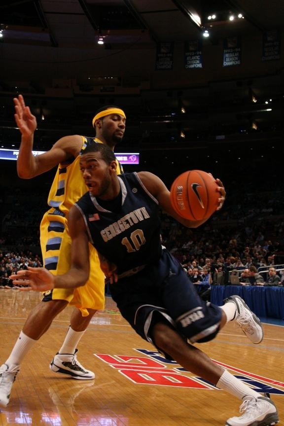 Monroe Leads Hoyas to Big East Finals as Revenge Tour Continues