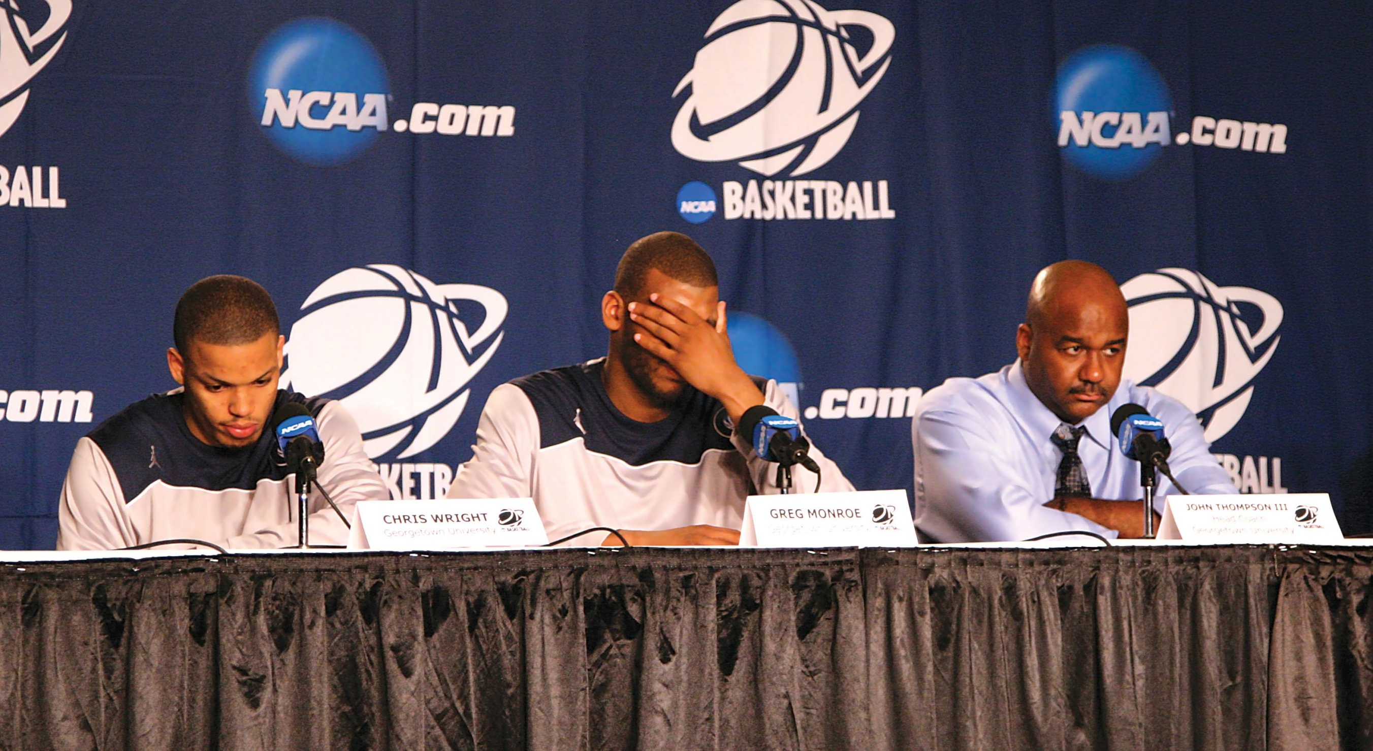 Consistent Inconsistency Was Hoyas' Fatal Flaw