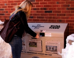 The Collegiate Readership Program was reinstated on Monday after efforts by InterHall and various other groups. It was discontinued due to a lack of funding last year.