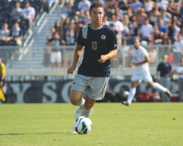 MEN'S SOCCER | Trip to Princeton Kicks Off Pair of Ivy League Matches