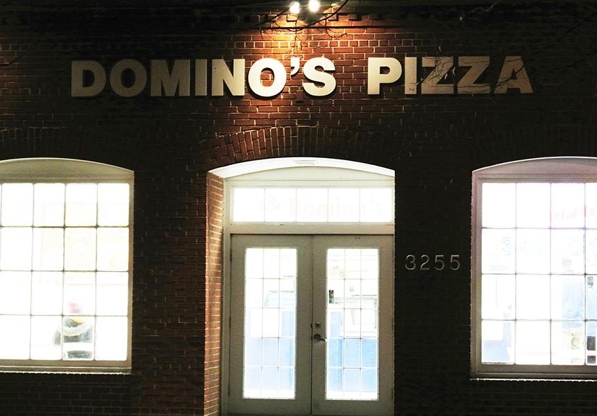 Domino's Robbed at Gunpoint