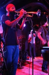 Red Baraat Delivers High-Energy Show