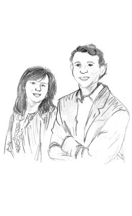 Lauren Weber & John Morris