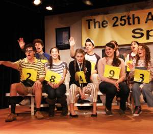'Putnam County Spelling Bee' Wins First Prize