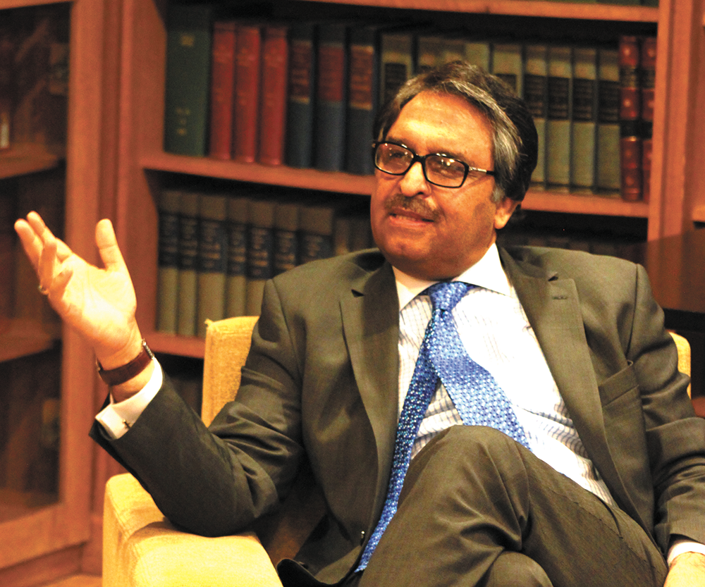 Ambassador Talks US, Pakistan Politics