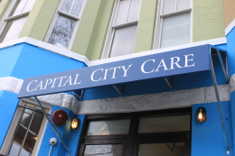 CHARLIE LOWE FOR THE HOYA Capital City Care, the District's first medical marijuana dispensary, will impose strict standards to prevent recreational use.