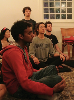 In iWeek, Georgetown Celebrates Student Diversity