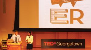 TEDx Georgetown Focuses on University