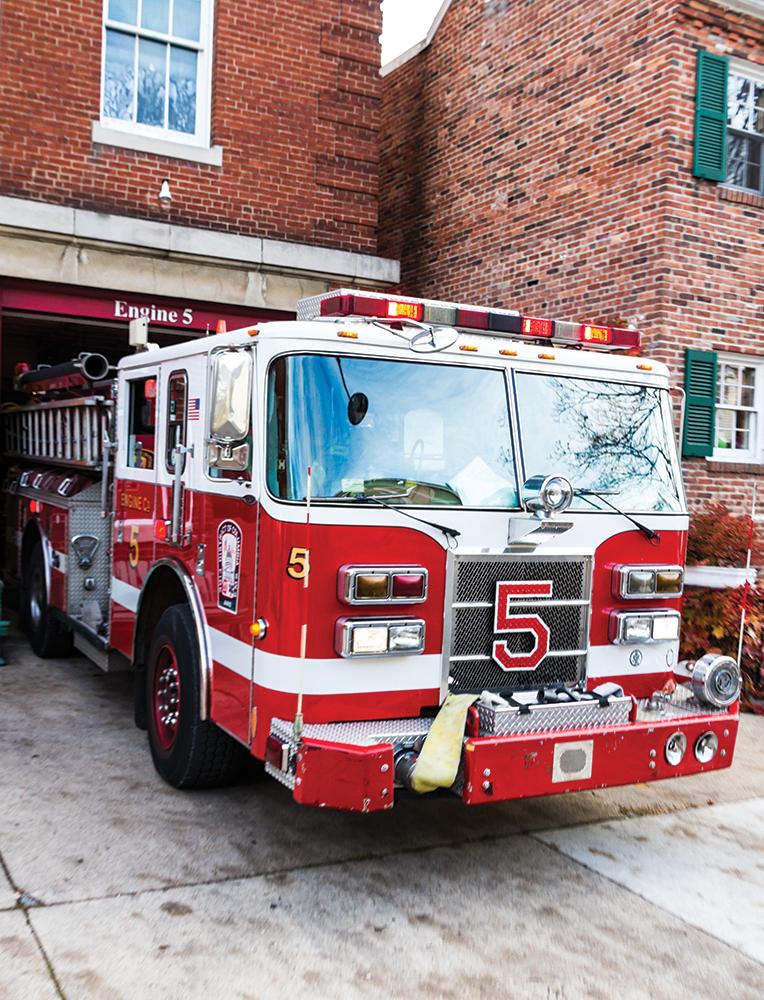 The Nickel: A Look Inside Georgetown's Engine Five