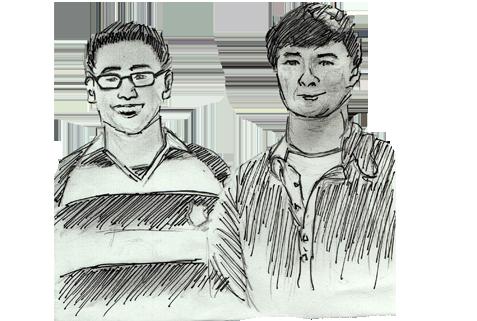 GAVIN & HONJIYO: Jesuit Core Shapes Campus