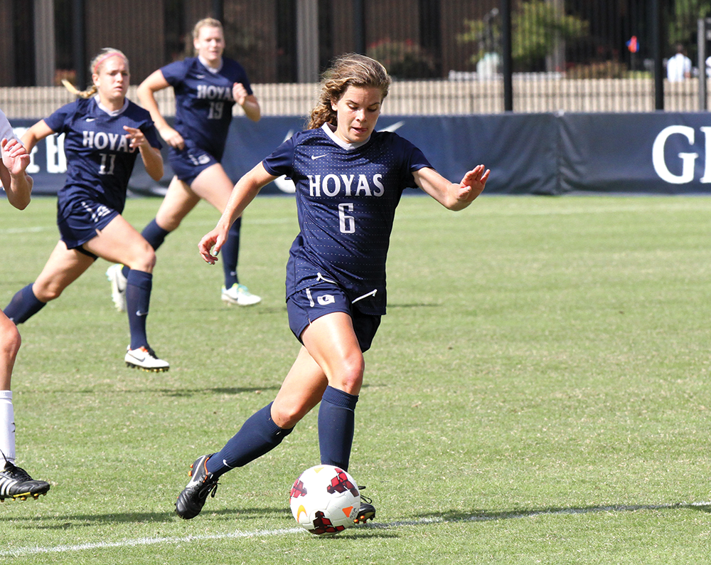 WOMEN'S SOCCER | Second-Half Surge Overwhelms Friars