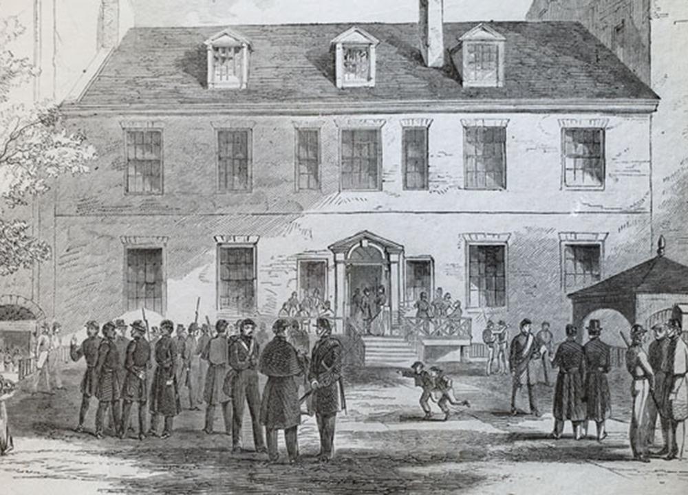 War on the Potomac
