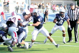 FOOTBALL | Different QB, Same Result in Fifth Loss