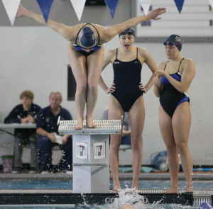 SWIMMING & DIVING | Hoyas Travel to Pitt for Big East Championship