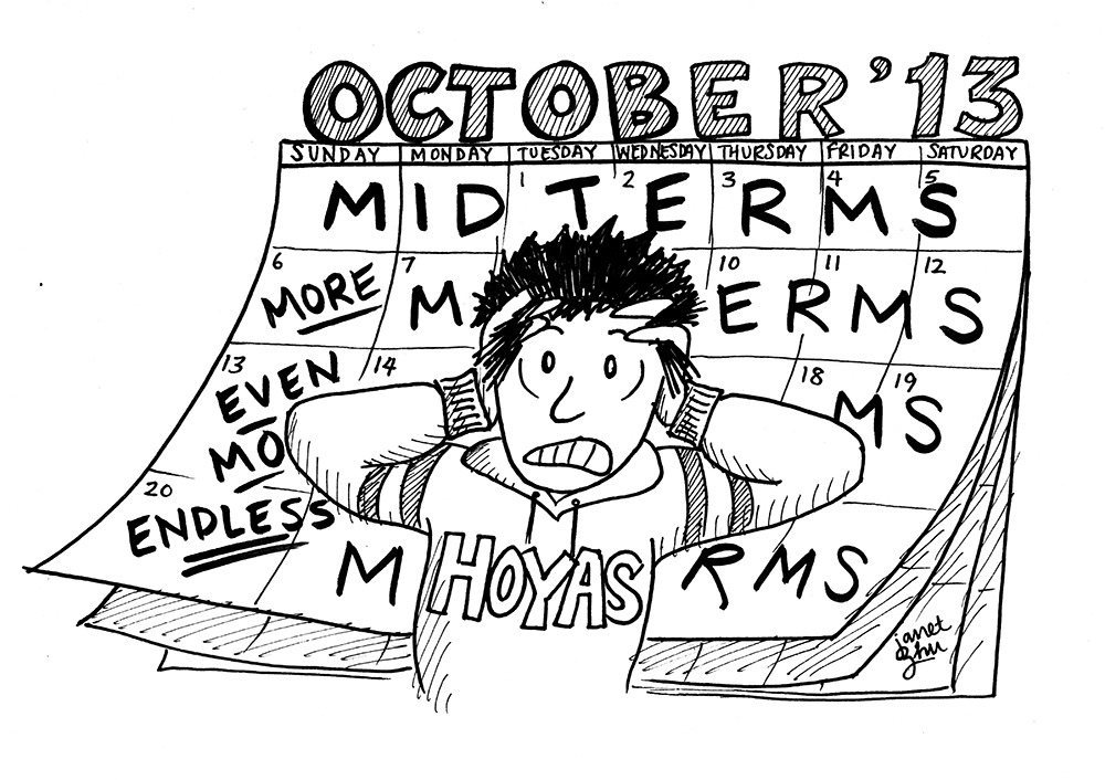 A Midterm Monopoly