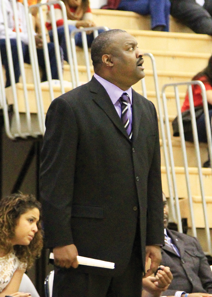 Women's Basketball Coach Resigns