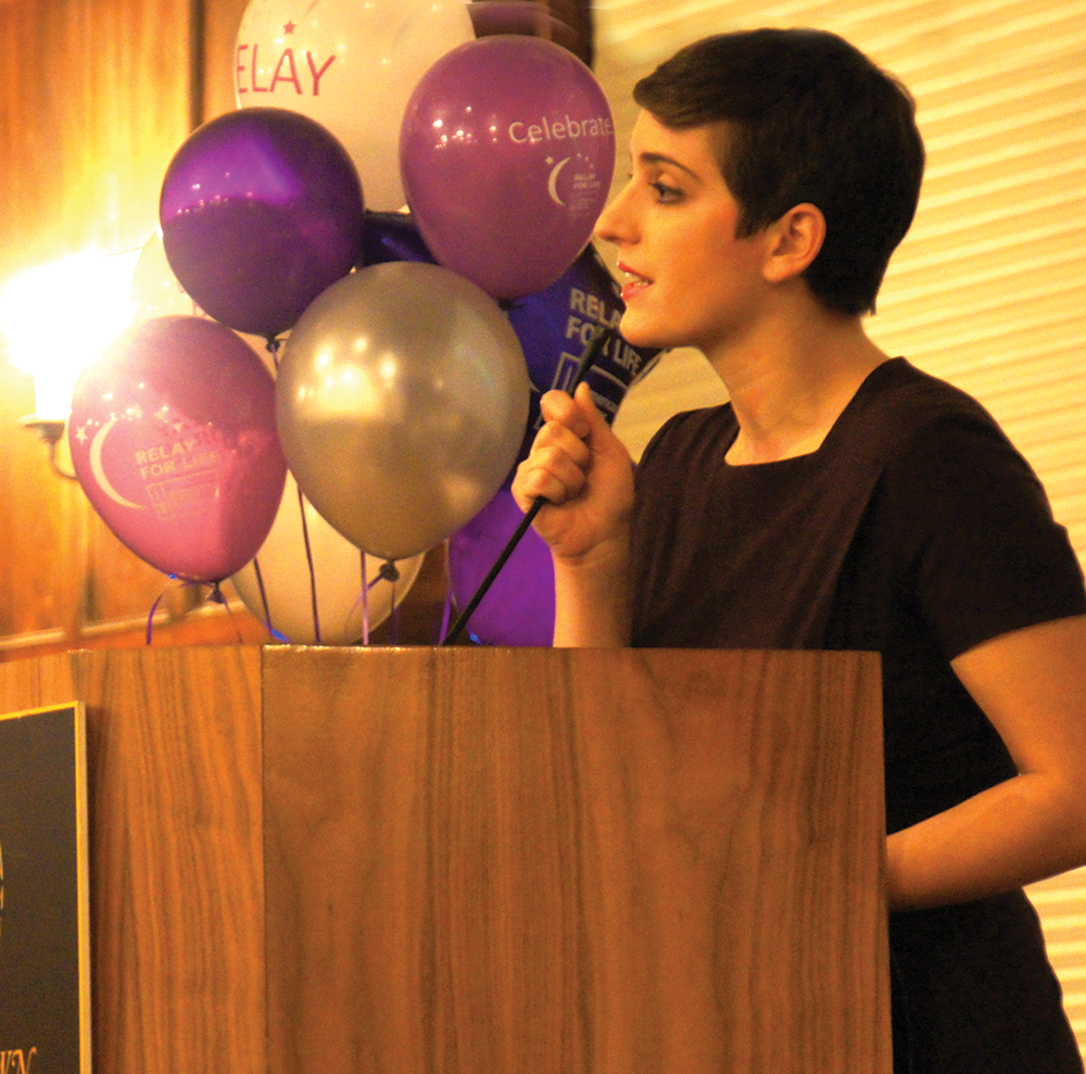 Relay for Life Kicks Off With Columnist