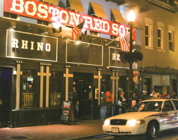 Mayor Gray's proposal, which aimed to increase tax revenue from alcohol sales, was rejected by a D.C. Council committee earlier this month. However, all city bars, including Rhino on M Street, will be permitted extended hours during presidential inaugurations.
