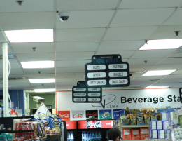 Following a string of thefts at Vital Vittles this school year, Students of Georgetown, Inc. has ramped up security measures at its stores. No additional thefts have been reported at the convenience store since January.