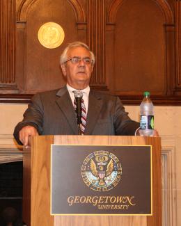 Congressman Talks Israeli Policy