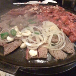 Korean Barbeque Offers Dynamic, Flavorful Experience