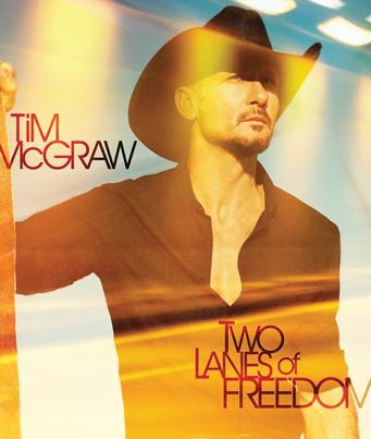 McGraw's Album Mixes Light-Hearted and Heartfelt