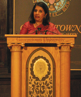 Indian Ambassador Addresses South Asian Identity
