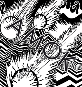 ATEASEWEB.COM RUNNING AMOK Thom Yorke's newest project is a high-energy wonder.