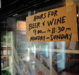 Aiming to Boost Tax Revenues, DC Revises Liquor Sale Hours