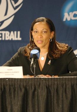 Williams-Flournoy Revives Reeling Georgetown Program