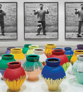HIRSHORN.SI STUDY IN PERSPECTIVE Ai Weiwei's art questions the hipocricy of China today