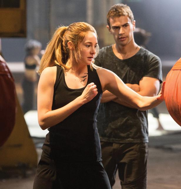 Movie Review: 'Divergent'