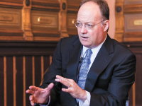 A Conversation With President John DeGioia