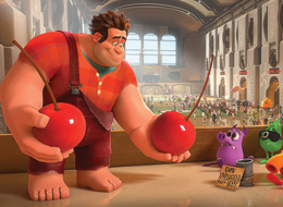 NOT A BAD GUY Wreck-It Ralph's titular hero fights to prove he is more than just a video game villain
