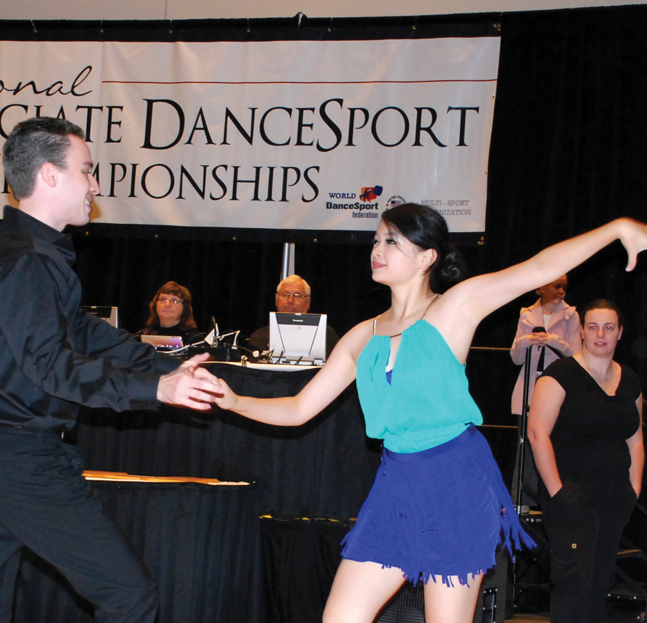 Georgetown Ballroom Masters All the Right Moves